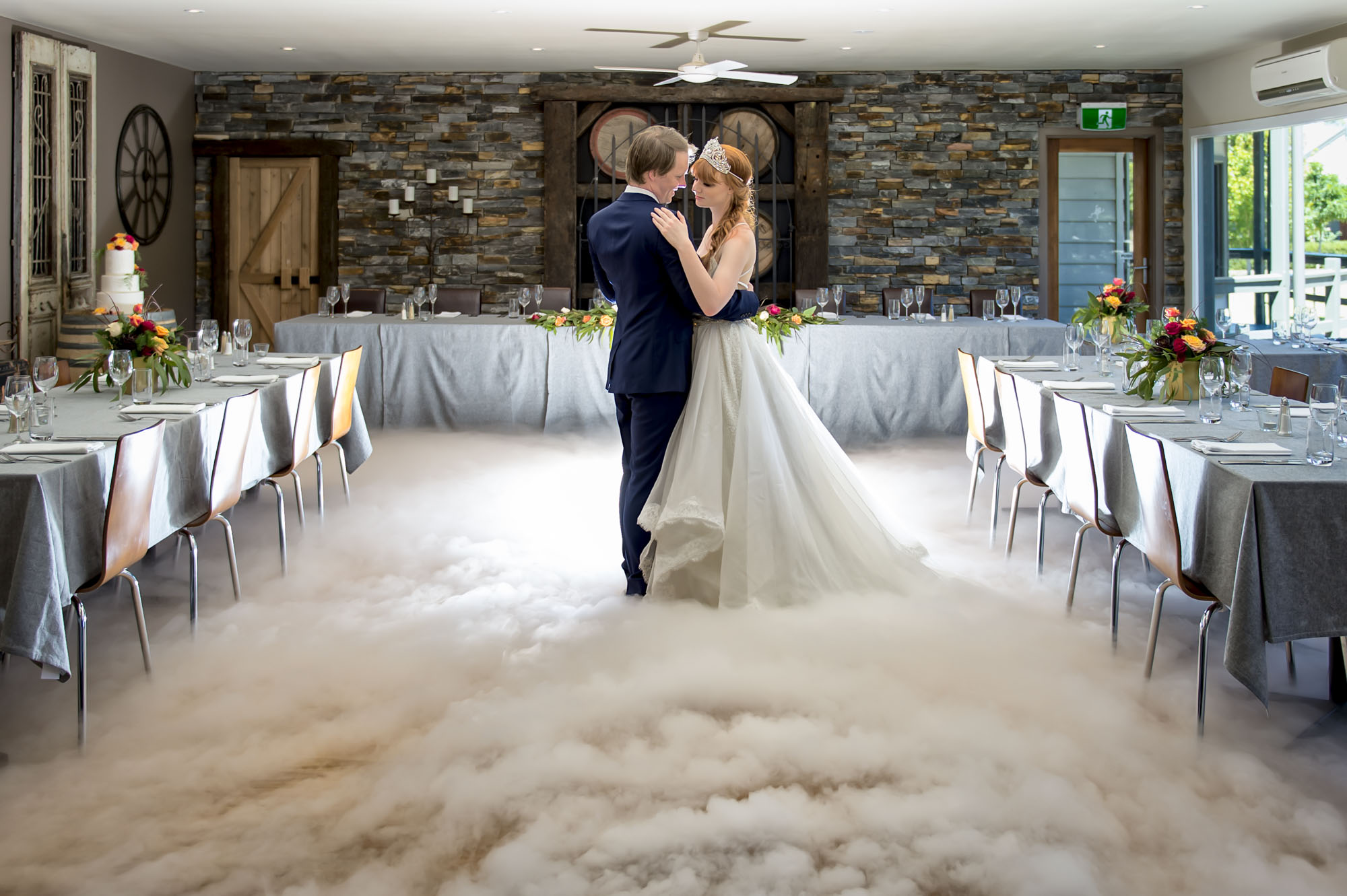 Wedding Dry Ice Melbourne