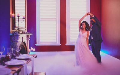 Wedding DJ Melbourne – Dry Ice