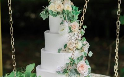Regnier Cakes: Makers of Your Dream Wedding Cake Melbourne