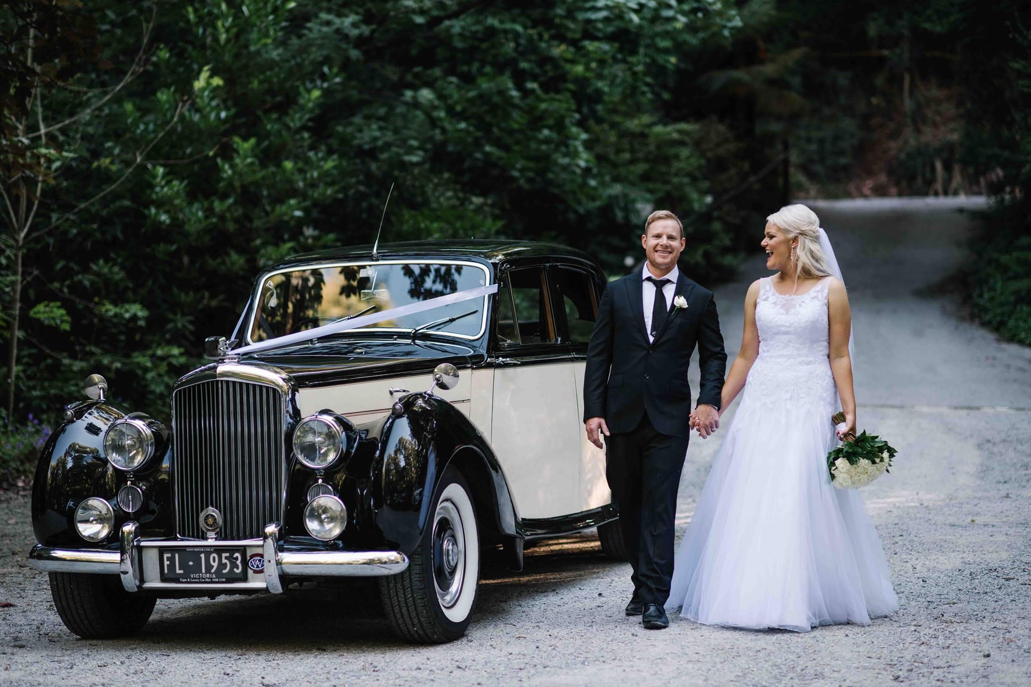 Wedding Transport Melbourne Triple R Luxury Car Hire 9 Wedding