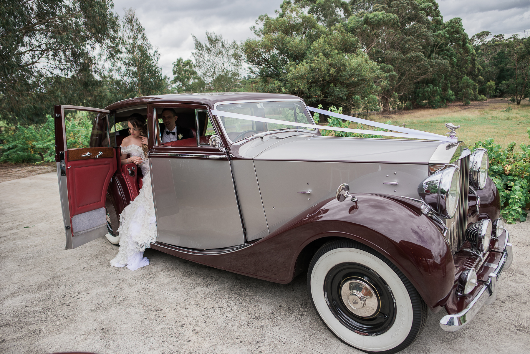 Wedding Transport Melbourne Triple R Luxury Car Hire Melbourne 3