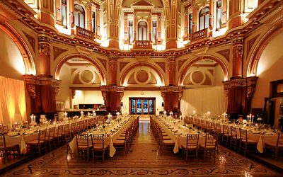 The Dome Melbourne – Perfect Venue For Winter Weddings