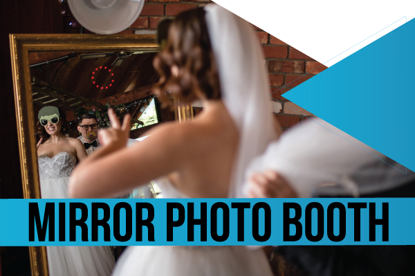 mirror photobooth hire