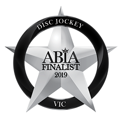 Matt Jefferies - ABIA Victoria - DJ Finalist 2019
