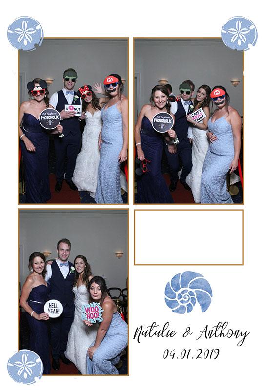Matt Jefferies Entertainment - Mirror Booth Melbourne - Wedding Fun