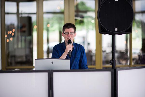 Matt Jefferies Entertainment - Event MC Services Melbourne