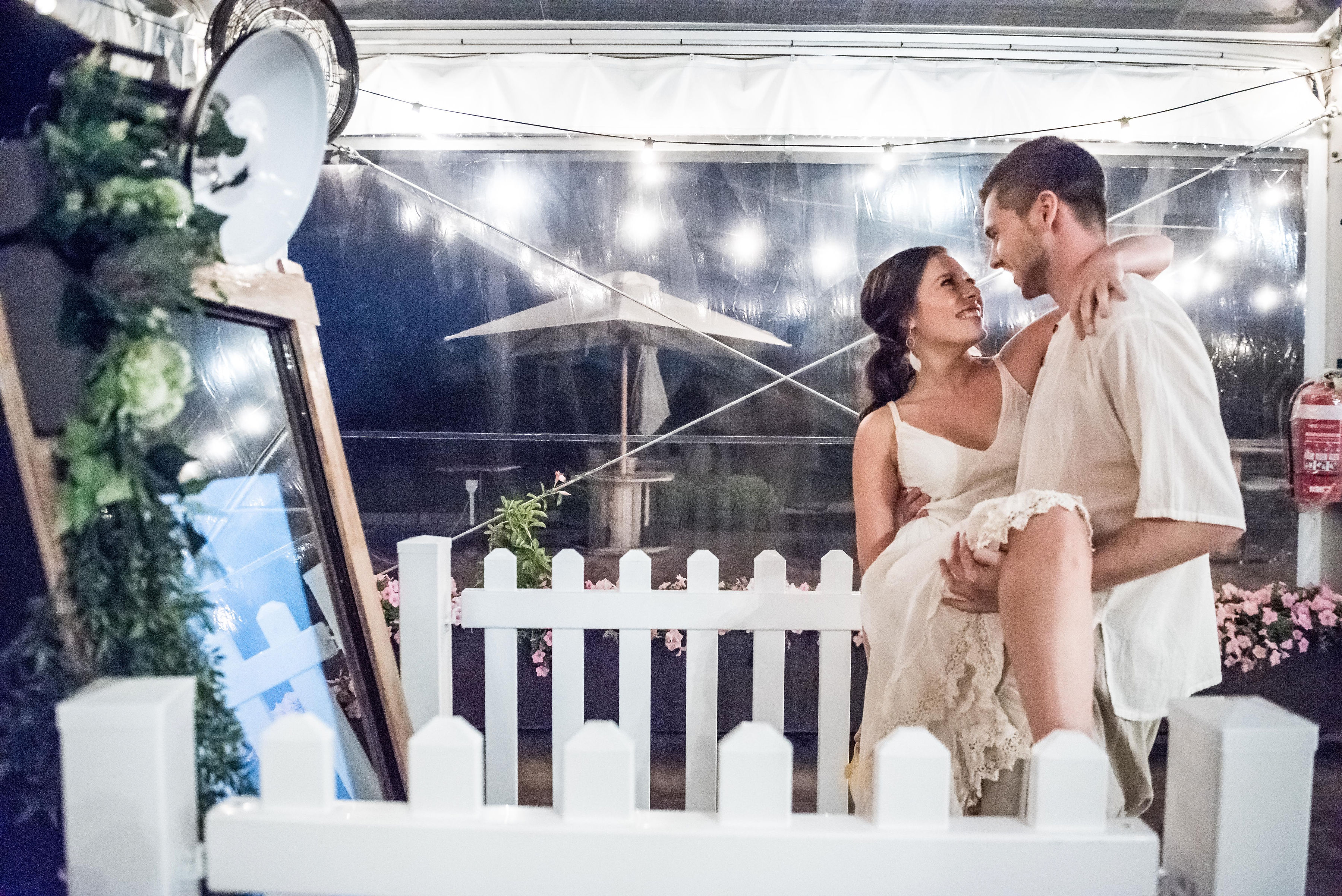 Photo Booth Melbourne Weddings