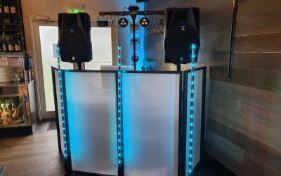 DJ MC Melbourne – Wedding Package With Neon Signs Hire