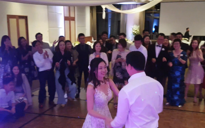Yarra Valley DJ Services – Jack and Lillian's Wedding at RACV Healesville