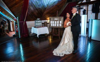 Wedding DJ MC – Nicole and Brett's Wedding At The Grange Cleveland Winery