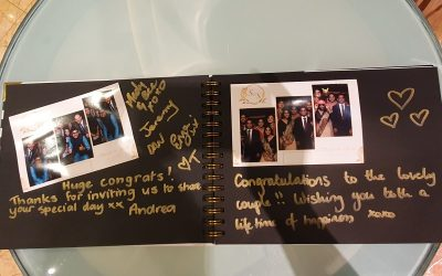 Mirror Photo Booth Melbourne Guest Book – Memories To Last A Lifetime