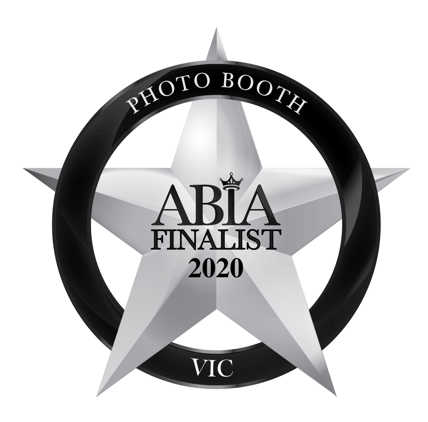 Mirror Photo Booth - ABIA Victoria - Photobooth Finalist 2019
